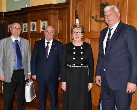 Новият руски посланик избра Пловдив за първата си визита