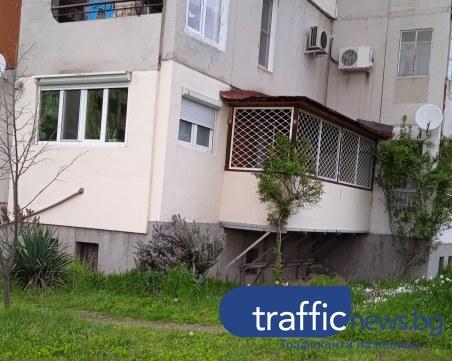 """Пловдивчанин си построи тераса към апартамента в """"Тракия"""", проверяват законна ли е"""