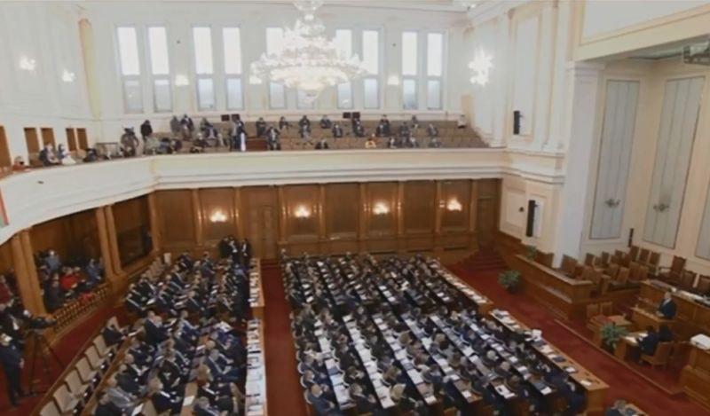 Депутатите искат изслушване на Бойко Борисов утре