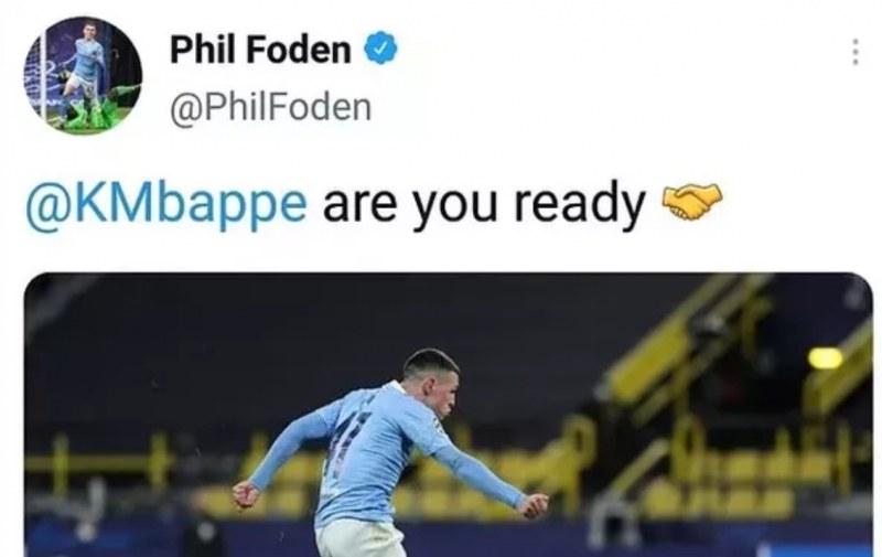 Фодън се разгневи на публикация в собствения си профил