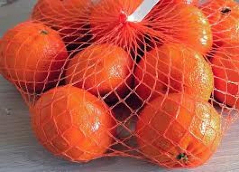 Над 560 тона мандарини са иззети на границата заради пестициди