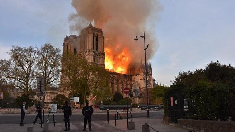 Две години след пожара в Нотр Дам, как вървят възстановителните работи в катедралата?