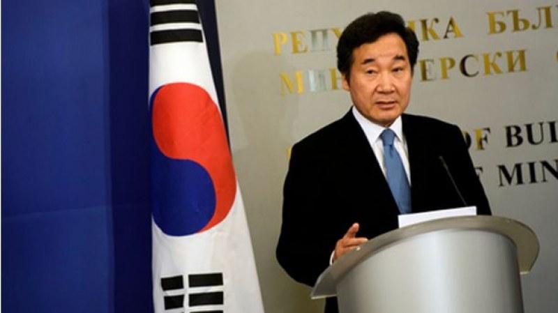 Премиерът на Южна Корея подава оставка