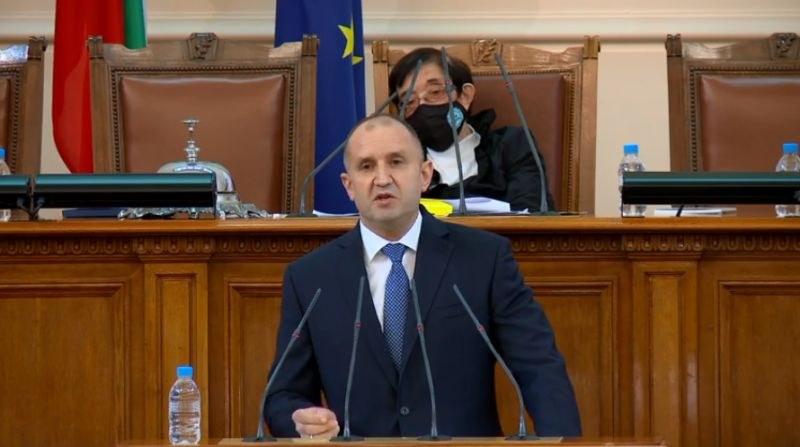 Президентът: Безпринципна коалиция ще задълбочи кризата, ако всички са в управлението – народът ще е в опозиция