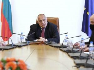 Борисов: Младите от протеста бяха използвани, за да влязат в парламента добре забравени стари