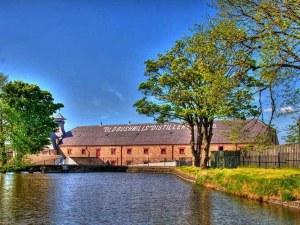 История на уискито: Най-старата лицензирана уиски дестилерия в света