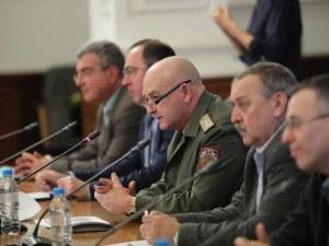 Националният оперативен щаб прекратява дейността си