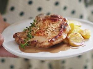 Обяд за истински гастрономи: Свинско каре с мед