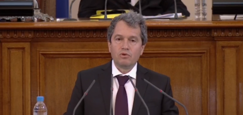 Тошко Йорданов: Още днес внасяме промени на изборния кодекс