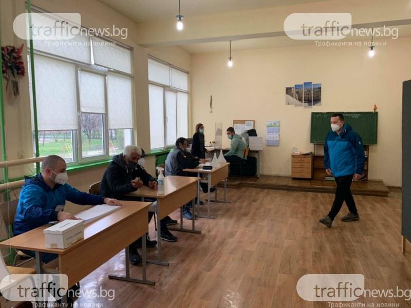 Започва изплащането на възнагражденията на членовете на СИК в Пловдив
