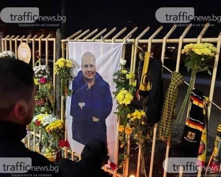 Обвиниха осем души за убийството на Тоско Бозаджийски