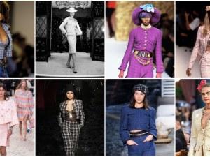 Как се е променил блейзърът от туид на Chanel през годините?