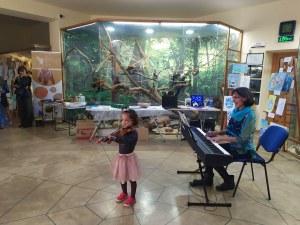 Млади таланти на Пловдив отбелязват Деня на Земята с фестивал