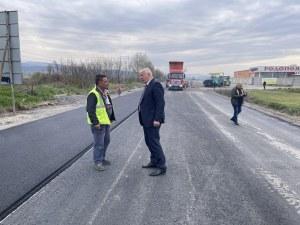 Зико инспектира ремонта на Околовръстното, ще отворят ли пътя до Цветница?
