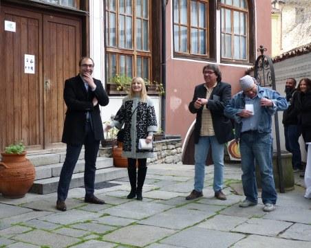 """Пламен Панов осигури парични награди с лични средства за мозаечния форум """"Балкански мостове"""""""