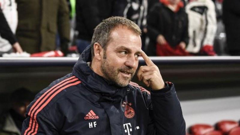Флик обяви, че напуска Байерн Мюнхен след края на сезона