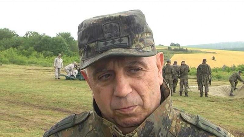 Почина командирът на 4-ти Артилерийски полк – Асеновград полковник Лъчезар Мишев