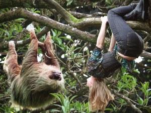 10 смайващи прилики между хората и животните