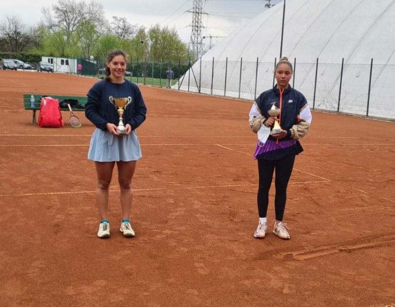 Испанец и гъркиня спечелиха силния межународен турнир по тенис в Пловдив до 18 години