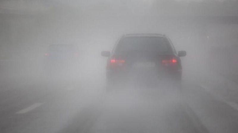 Мъгла затруднява движението между тунелите