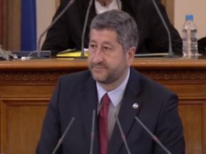 Христо Иванов: Няма да подкрепим увеличаване на правомощията на президента