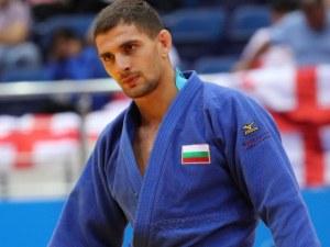 Ивайло Иванов и Янислав Герчев се разминаха с медал от европейското по джудо
