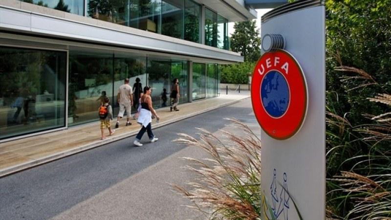 УЕФА заплаши 12 от най-добрите клубове, че ще ги накаже сурово, ако направят Суперлига