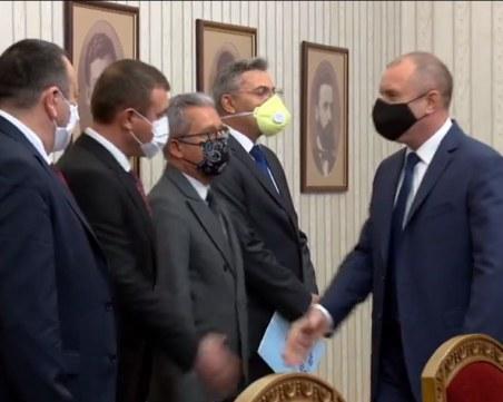 Карадайъ: Няма да подкрепим загубилите ГЕРБ и БСП, чакаме кабинет от новите партии