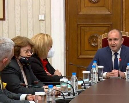 Мая Манолова: С другите партии от протеста имаме сходства, ще работим за кабинет заедно