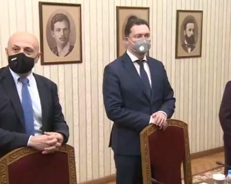 Томислав Дончев: Никой не иска да управлява, а само да критикуват ГЕРБ, ще предложим правителство