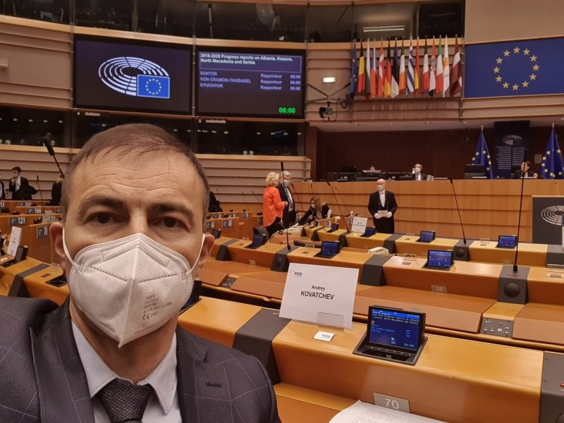 Евродепутат иска нови имена на Димитровград, Велинград и Благоевград