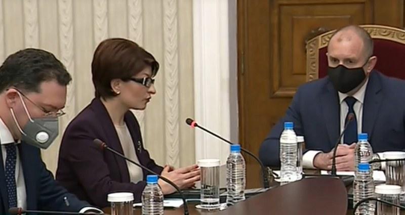 Започнаха консултациите за съставяне на правителството