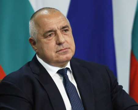 Бойко Борисов: Невинаги загубената битка означава край на войната