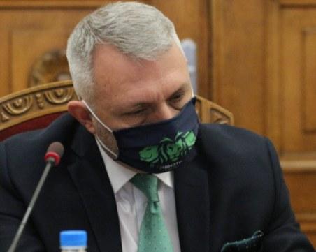 Хаджигенов: Не сме водили разговори все още с БСП и ДПС