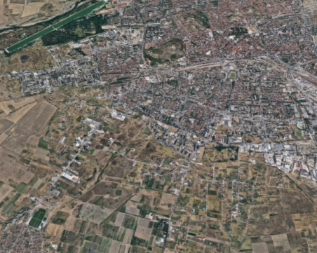 Търсят европари за новата пътна връзка в Пловдив, около която ще се появи нов квартал