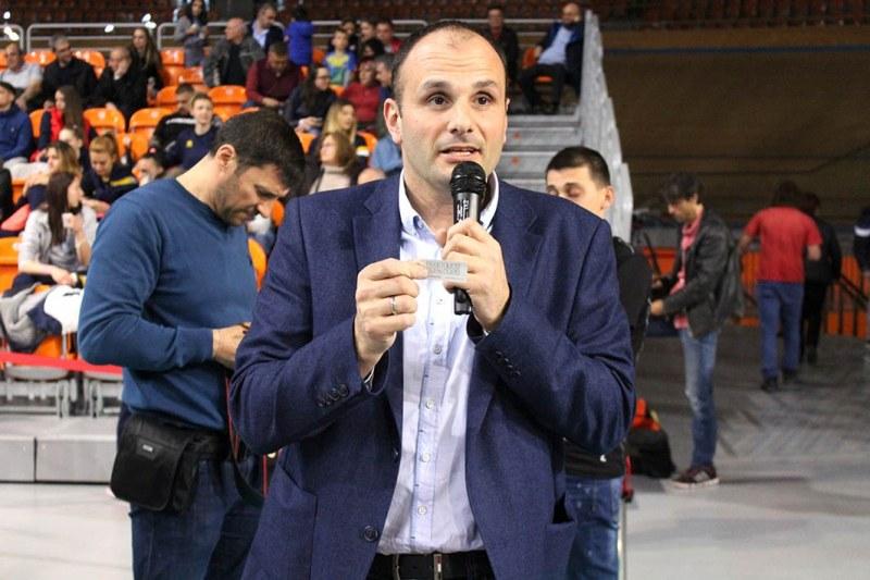 Борис Халачев: Голямо признание е, че получихме турнири от такъв ранг в една година