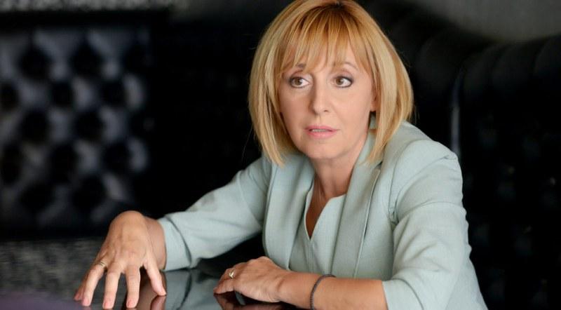 Манолова: Чакаме предложението на Слави Трифонов