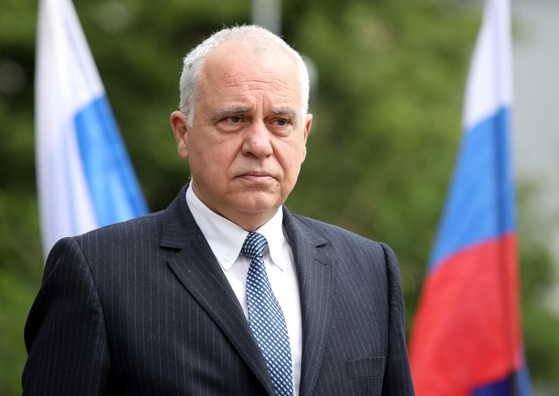 Посланикът на България в Москва е в руското външно министерство
