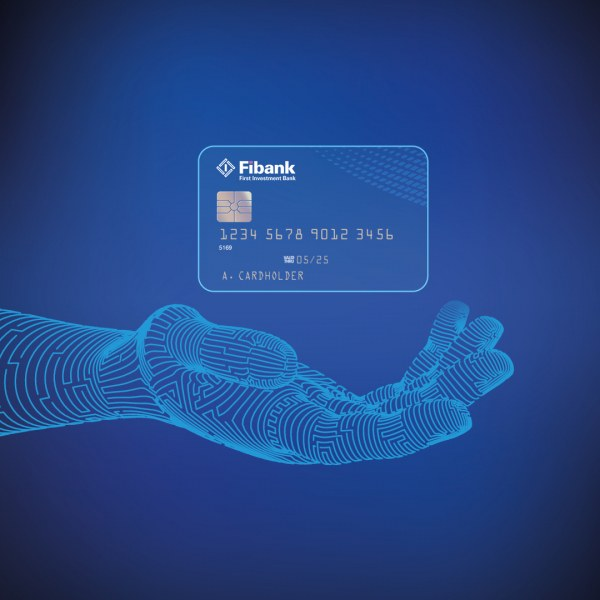 Разплащателна сметка и карта без такса от Fibank изцяло онлайн