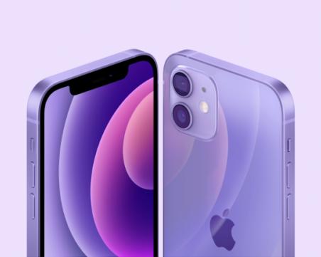 Apple представя iPhone 12 и 12 mini в нов цвят