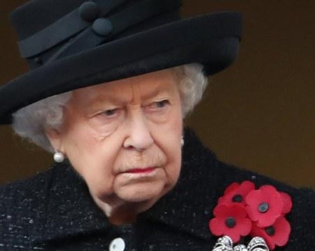Кралица Елизабет II проговори за първи път след погребението на съпруга си
