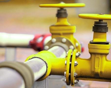 Природният газ поскъпва с близо 16%