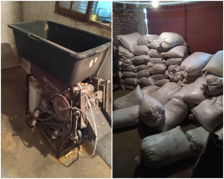 Арести край Пловдив! Разбиха още една фабрика за тютюн, пипнаха близо 3 тона стока
