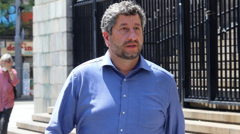 Христо Иванов: Отговорността за ново правителство е на хората на Слави Трифонов