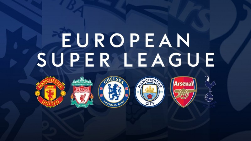 Провал! Суперлигата се разпадна – английските клубове я напуснаха