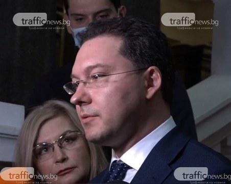 Даниел Митов: Утре свикваме ИК на ГЕРБ и ще вземем решение за мандата