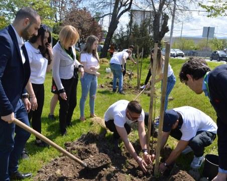 """С няколко събития бе отбелязан световният ден на земята в район """"Южен"""
