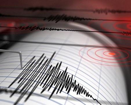 Слабо земетресение край Добринище
