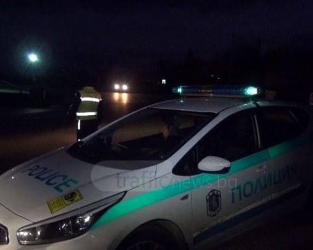След меле и зверска тапа на магистралата край Пловдив: G-класа фучи в насрещното, удариха водача с жестока глоба