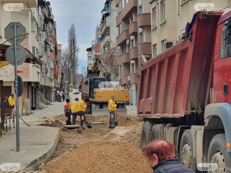 Форсират изпълнението на Водния цикъл, следят изкъсо строителите